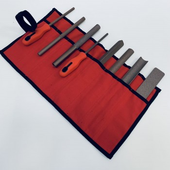 Perma Grit - 8 Hand Tools in canvas role