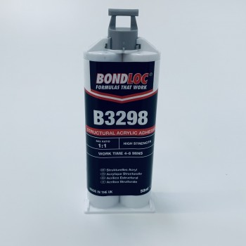Bondloc B3298 MMA Adhesive (Black)