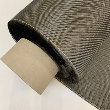 DIY HQDC 650gsm 12k - Carbon Fibre Twill Weave