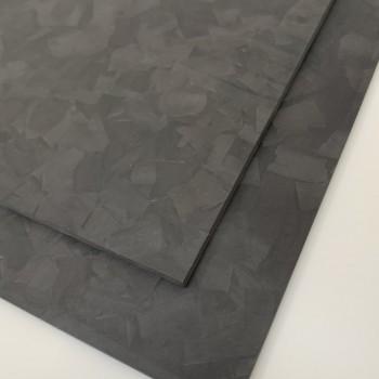 Carbon Fibre Sheet AA Side (Forged Matte)