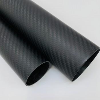 Carbon Fibre Tube (Twill Matte)