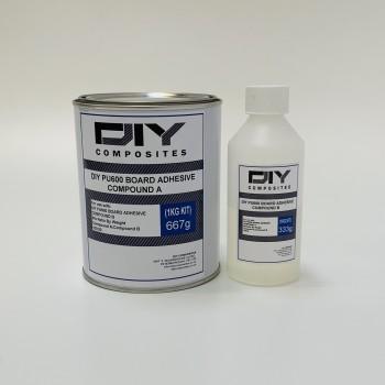 DIY PU600 Board Adhesive