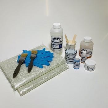 DIY Epoxy Mould System (Low Temp)