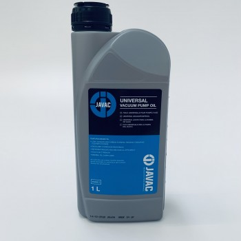 Javac Vacuum Pump Oil