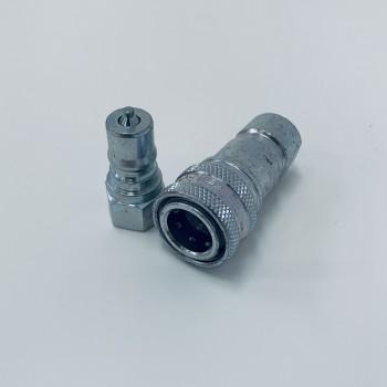 DIY Male / Female Vacuum Connectors